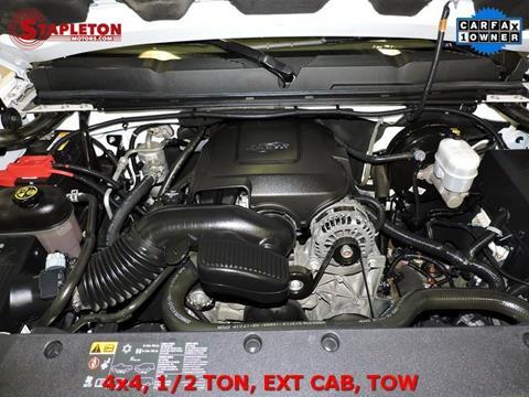 2013 Chevrolet Silverado 1500 for sale in Commerce City, CO