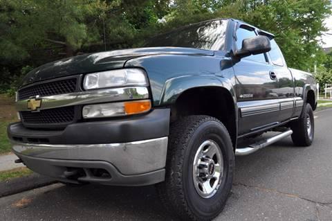 2001 Chevrolet Silverado 2500HD for sale in Danbury, CT