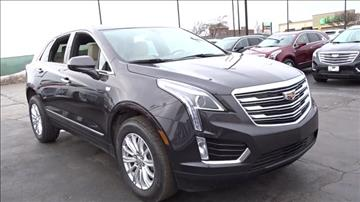 2017 Cadillac XT5 for sale in Lombard, IL