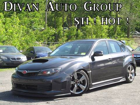 2009 Subaru Impreza for sale at Divan Auto Group in Feasterville PA