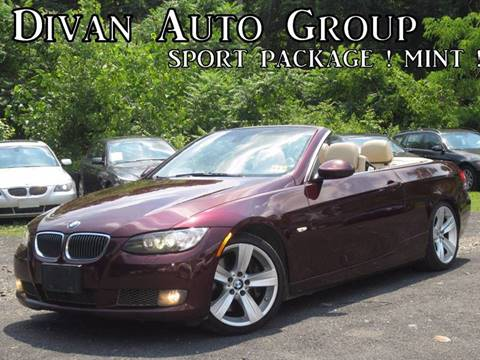 2009 BMW 3 Series for sale at Divan Auto Group in Feasterville PA