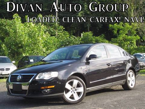 2009 Volkswagen Passat for sale at Divan Auto Group in Feasterville PA