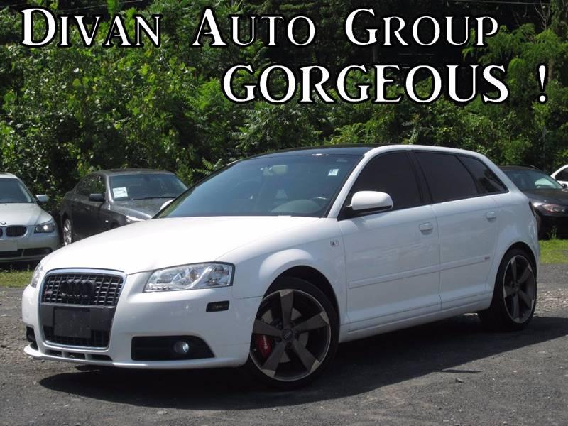 2008 audi a3 2 0t 4dr wagon 6a in feasterville pa divan auto group rh divanautogroup com Audi A3 Sportback Audi A3 Hatchback