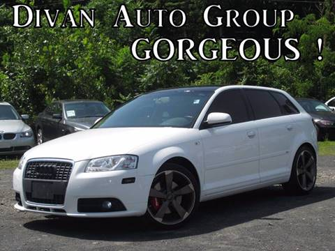 2008 Audi A3 for sale at Divan Auto Group in Feasterville PA