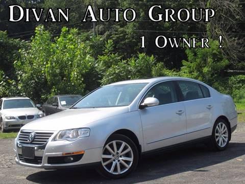 2010 Volkswagen Passat for sale at Divan Auto Group in Feasterville PA