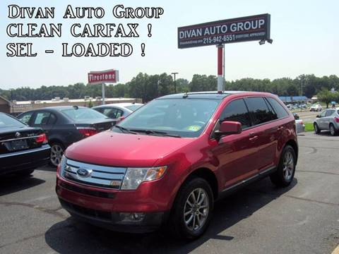 2008 Ford Edge for sale at Divan Auto Group in Feasterville PA