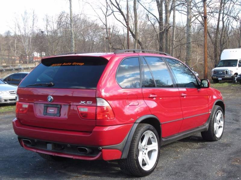2002 Bmw X5 AWD 4.6is 4dr SUV In Feasterville PA - Divan Auto Group