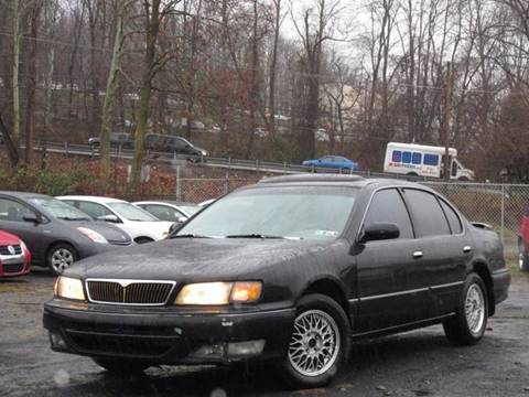 1997 Infiniti I30 for sale at Divan Auto Group in Feasterville PA