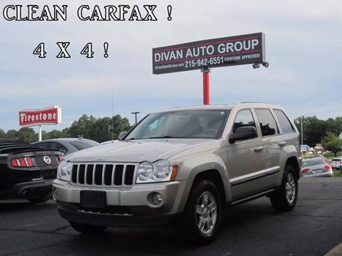 2007 Jeep Grand Cherokee for sale in Feasterville, PA