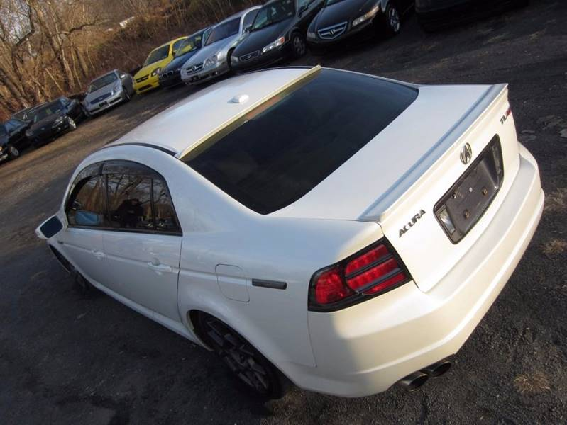 2008 Acura Tl Type S 4dr Sedan 6m In Feasterville Pa Divan