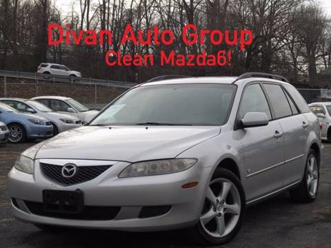 2005 Mazda MAZDA6 for sale at Divan Auto Group in Feasterville PA