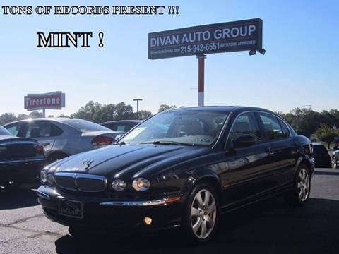 2006 Jaguar X-Type for sale at Divan Auto Group in Feasterville Trevose PA