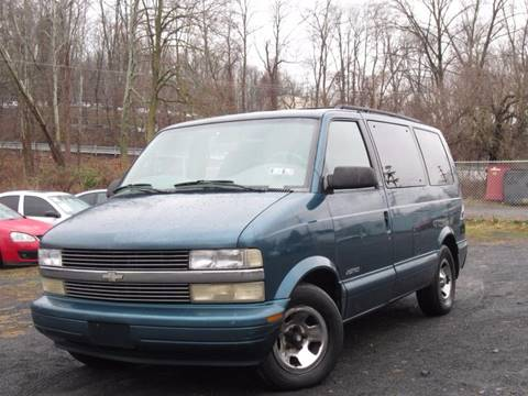 1999 Chevrolet Astro for sale at Divan Auto Group in Feasterville PA