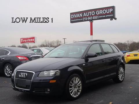 2006 Audi A3 for sale at Divan Auto Group in Feasterville PA