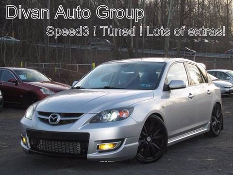 2007 Mazda MAZDASPEED3 for sale at Divan Auto Group in Feasterville PA