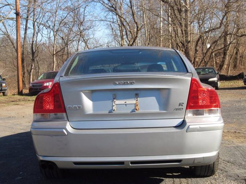 2006 volvo s60 r awd 4dr sedan in feasterville pa divan auto group. Black Bedroom Furniture Sets. Home Design Ideas