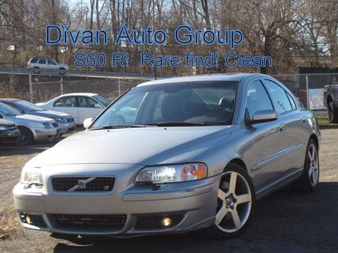 2006 Volvo S60 R for sale at Divan Auto Group in Feasterville Trevose PA
