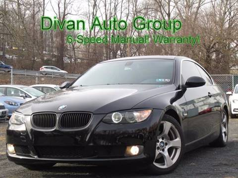 2007 BMW 3 Series for sale at Divan Auto Group in Feasterville PA