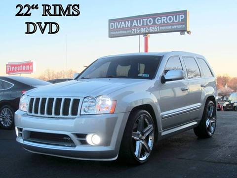 2006 Jeep Grand Cherokee for sale at Divan Auto Group in Feasterville PA
