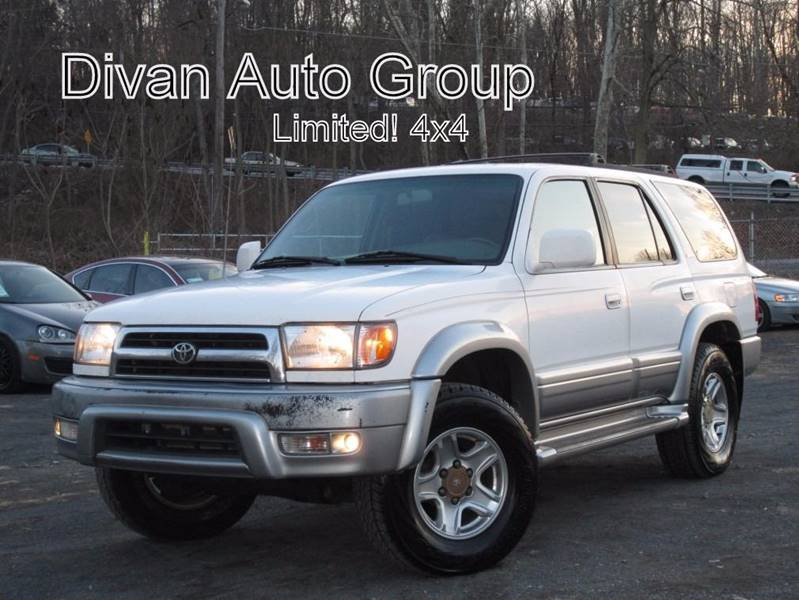 1999 Toyota 4Runner 4dr Limited 4WD SUV   Feasterville PA