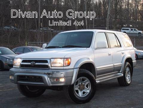 1999 Toyota 4Runner for sale at Divan Auto Group in Feasterville PA