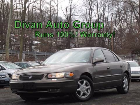 2004 Buick Regal for sale at Divan Auto Group in Feasterville PA