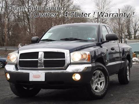 2005 Dodge Dakota for sale at Divan Auto Group in Feasterville PA