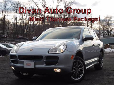 2006 Porsche Cayenne for sale at Divan Auto Group in Feasterville Trevose PA