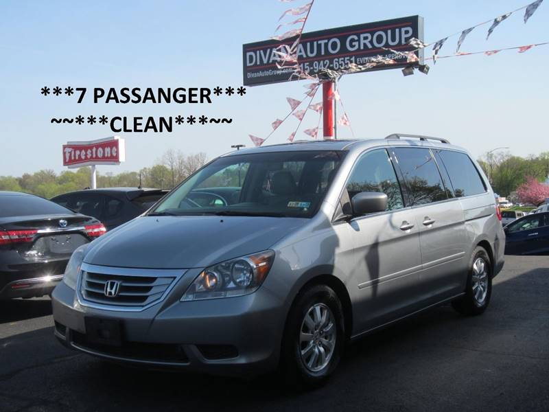 2009 Honda Odyssey for sale at Divan Auto Group in Feasterville PA