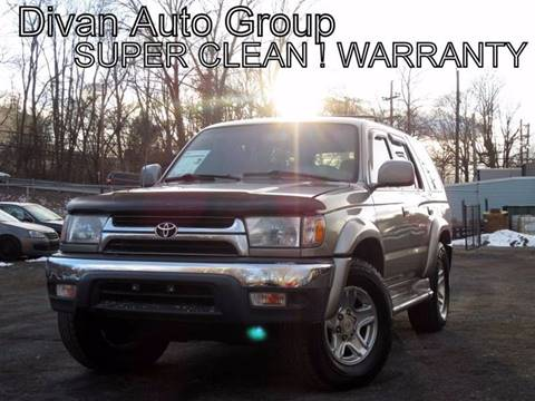2001 Toyota 4Runner for sale at Divan Auto Group in Feasterville PA