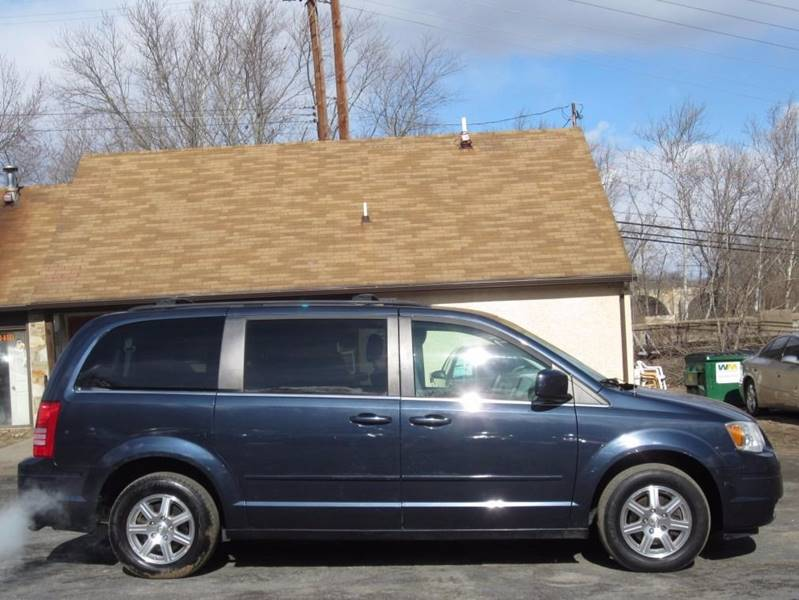 2008 chrysler town and country touring 4dr mini van in feasterville pa divan auto group. Black Bedroom Furniture Sets. Home Design Ideas