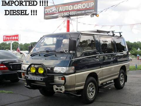 1992 Mitsubishi DELICA for sale at Divan Auto Group in Feasterville PA