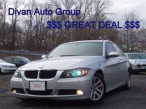 2006 BMW 3 Series for sale at Divan Auto Group in Feasterville PA