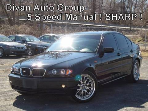 2005 BMW 3 Series for sale at Divan Auto Group in Feasterville PA