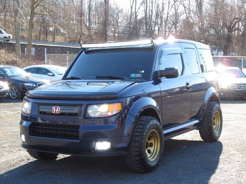 2008 Honda Element Sc 4dr Crossover 5m In Feasterville Pa Divan