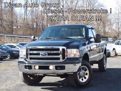 2006 Ford F-350 Super Duty for sale at Divan Auto Group in Feasterville PA