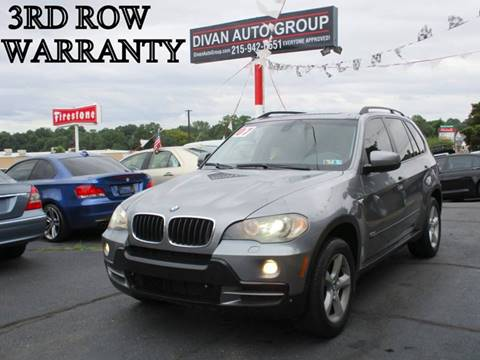 2007 BMW X5 for sale at Divan Auto Group in Feasterville PA