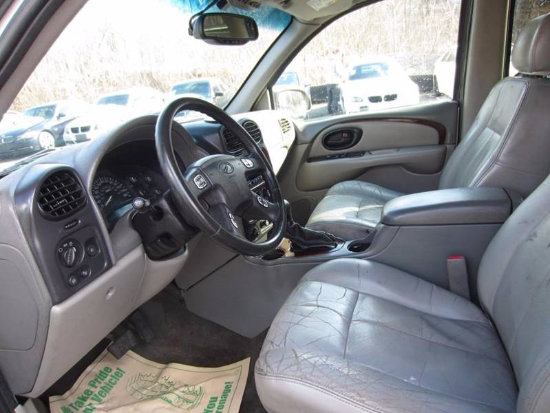 Marvelous 2002 Oldsmobile Bravada Awd 4Dr Suv In Feasterville Pa Unemploymentrelief Wooden Chair Designs For Living Room Unemploymentrelieforg