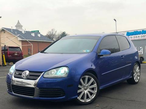 2008 Volkswagen R32 for sale at Divan Auto Group in Feasterville PA