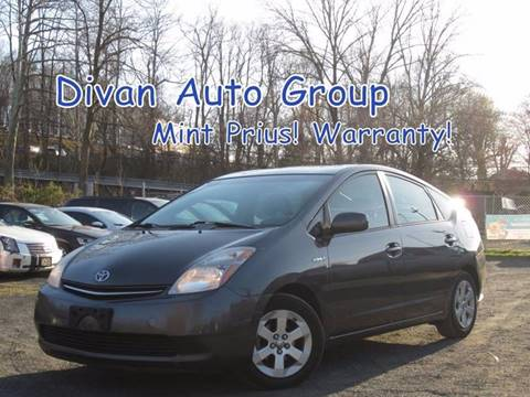 2009 Toyota Prius for sale at Divan Auto Group in Feasterville PA