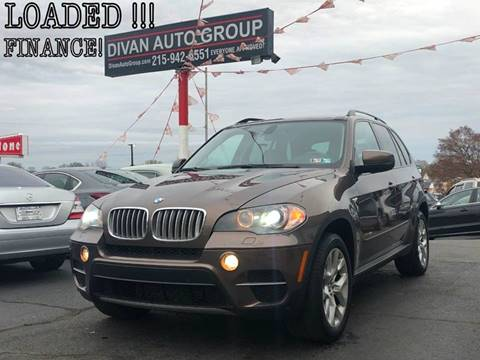 2011 BMW X5 for sale at Divan Auto Group in Feasterville PA
