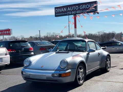1992 Porsche 911 for sale in Feasterville, PA