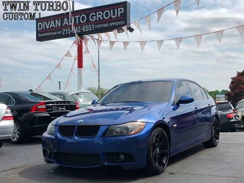 Bmw 3 Series For Sale In Feasterville Pa Divan Auto Group