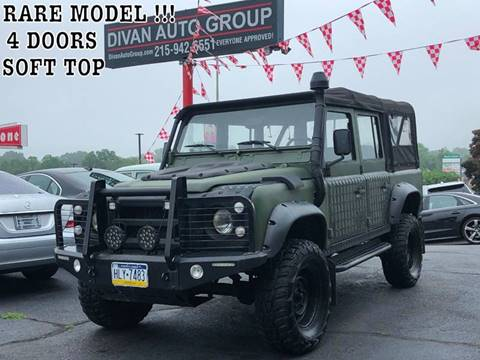 1987 Land Rover Defender for sale in Feasterville, PA
