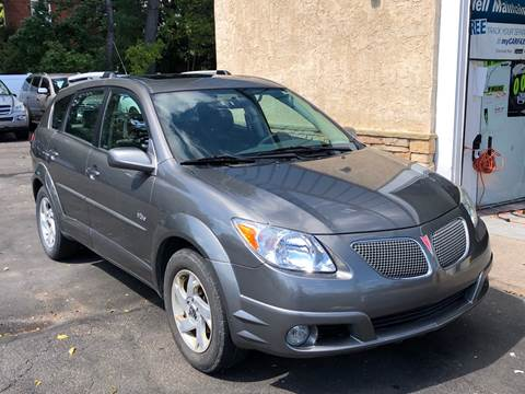 2005 Pontiac Vibe for sale at Divan Auto Group in Feasterville PA