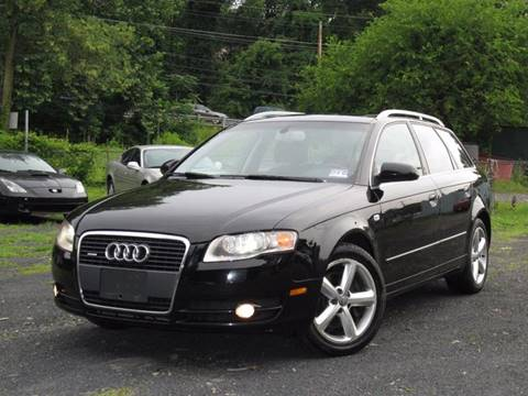 2007 Audi A4 for sale at Divan Auto Group in Feasterville PA
