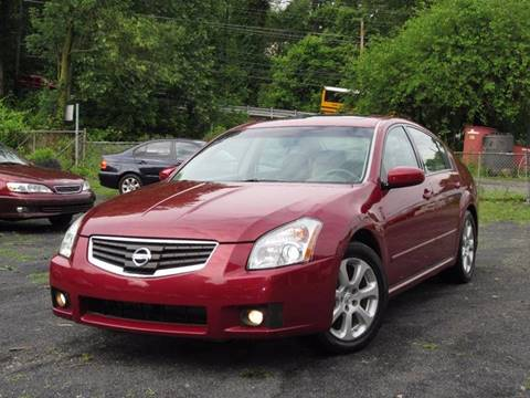 2007 Nissan Maxima for sale at Divan Auto Group in Feasterville PA