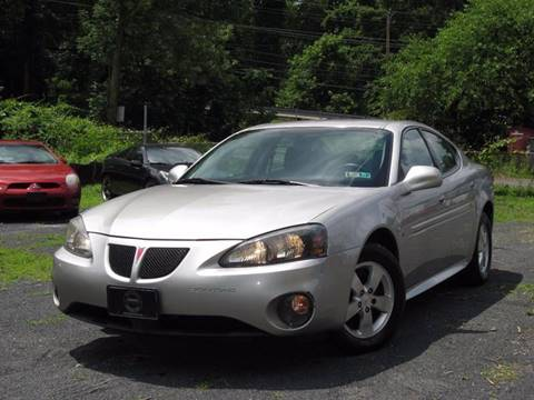2007 Pontiac Grand Prix for sale at Divan Auto Group in Feasterville PA