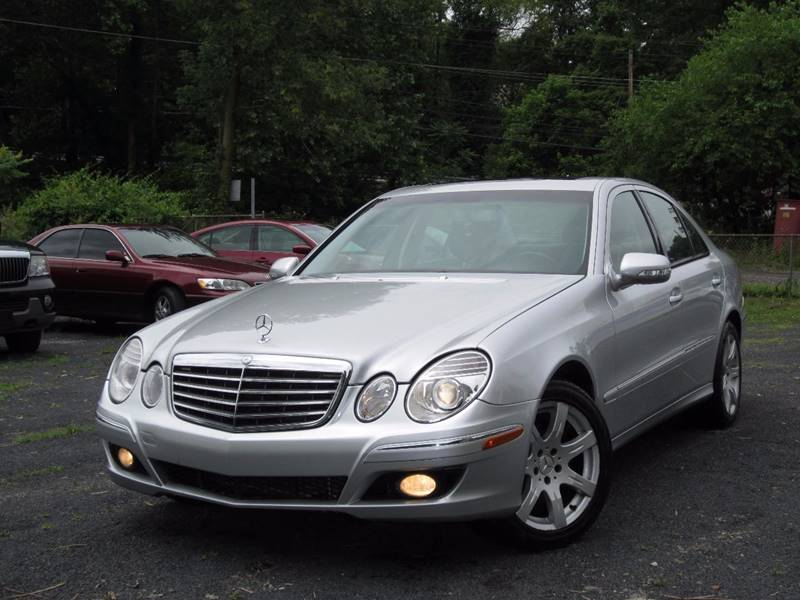 2007 mercedes benz e class e350 4matic awd 4dr sedan in. Black Bedroom Furniture Sets. Home Design Ideas