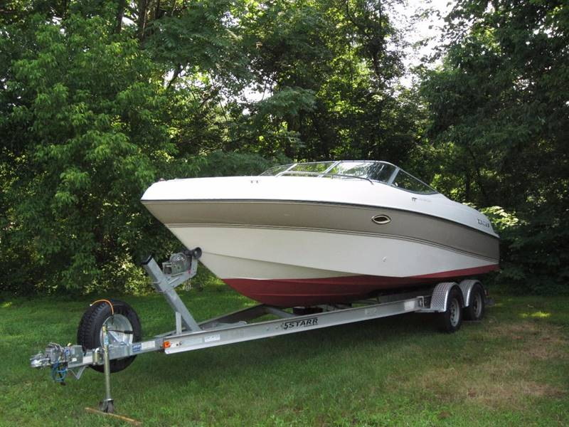 1998 Four Winns 240 Horizon 24-foot for sale at Divan Auto Group in Feasterville PA